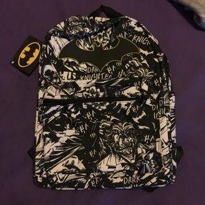 Other - 🎃SALE🎃 Batman Backpack